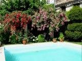 Chambres d'hôtes piscine radonnée GR 46 Midi Pyrénées