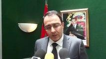 M.  Karim Ghellab …reçoit et s'entretient avec Mme Liliane Maury Pasquier rapporteur de la commission des affaires politiques et de la démocratie de l'Assemblée parlementaire du Conseil de l'Europe