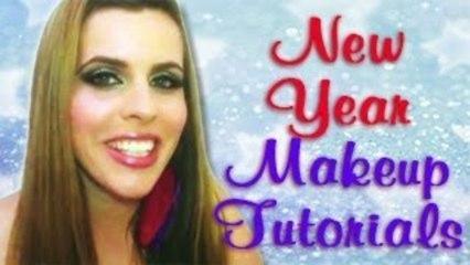 New Year Makeup Tutorial