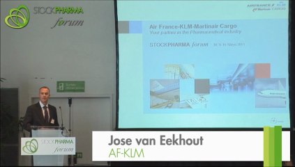 AFKLM - Jose van Eekhout en STOCKPHARMA forum