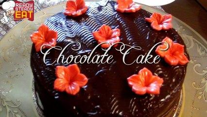 Premium Chocolate Cake Recipe