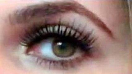 How to apply False Eyelashes Make up Tutorial