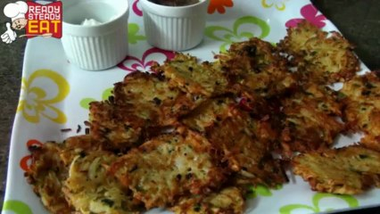How to Make Potato Pancakes - Classic Potato Pancakes Recipe