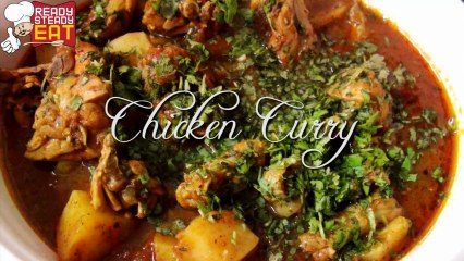 Chicken Curry -  Indian Recipe