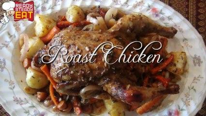 How To Roast Chicken - Roasted Chicken Recipe