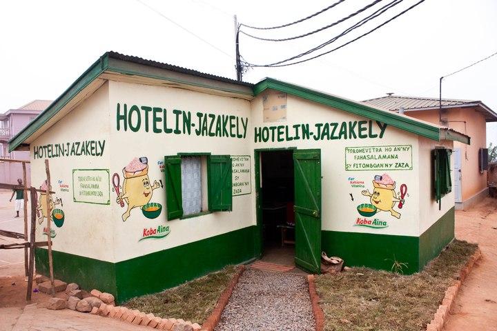 Nutri'zaza, au service des enfants malgaches