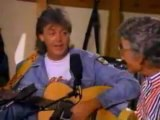 Paul McCartney and Carl Perkins - Matchbox