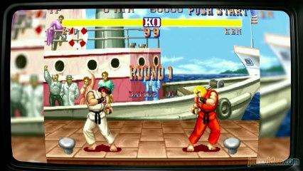 Le Fond De L'Affaire - La série Street Fighter