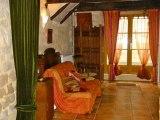 PN2769  Achat maison Tarn. Proche  Gaillac, maison de village restaurée de 130 m²de SH, 4 chambres,  terrasse.