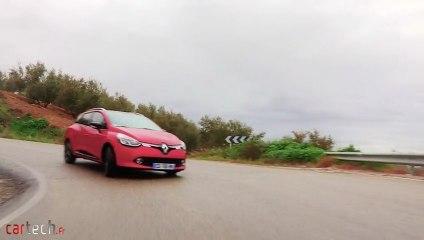 Essai de la nouvelle Clio Estate  de Renault