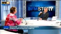 BFM STORY: La gestion des enseignants épinglée par la Cour des comptes - 22/05