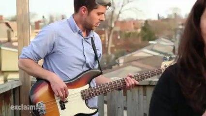 Beams - How Wonderful (Live on Exclaim! TV)