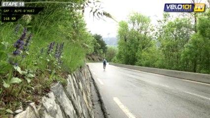 #18 Reco du Tour 2013 Gap - L'Alpe d'Huez