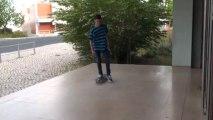 Kickflips and pop shove-its
