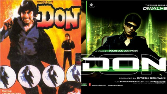 Don Movie Best Remake Of Old-Cult Bollywood Film