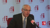 Thierry Repentin, ministre délégué auprès du ministre des Affaires étrangères, chargé des Affaires européennes