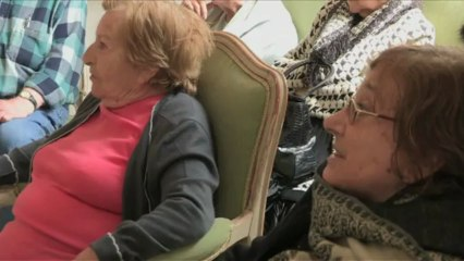 Les Allegros d'Alzheimer - France Mourey - ABB Reportages