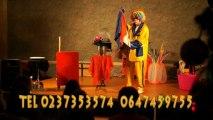 spectacle28.com fred clown magicien ballons sculptes region picardie oise somme aisne