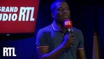 Donel Jacksman dans le Grand Studio Humour RTL présenté par Laurent Boyer