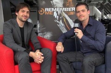 Interview d'Olivier Derivière de Remember me