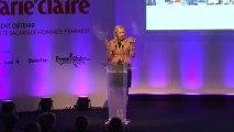 L'intervention en intégralité de Brigitte Grésy au grand forum Marie Claire contre les inégalités salariales
