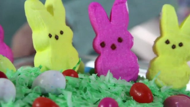 Easter Cakes : How to make a Easter Cake