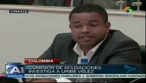 Colombia: se suman nuevos presuntos delitos cometidos por Alvaro Uribe