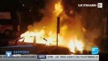 La Suède confrontée aux violences urbaines