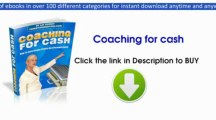 E-coaching For Cash! - Start Your Own Online Coaching Business | E-coaching For Cash! - Start Your Own Online Coaching Business