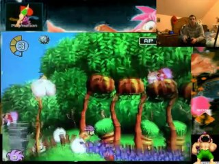"RetroCityGames Steimir_André ""Tombi !"" Playstation-PsOne"