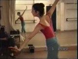 VTS_01_1 Archives Bernard Védry - décembre 1988 6Répétitions Flore Védry avec Christiane Vlassi et Attilio Labis