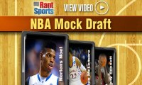 2013 NBA Mock Draft Video: First Round Picks, Prediction and Analysis