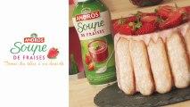 Recette de Charlotte aux fraises - 750 Grammes