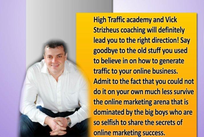 High Traffic Academy