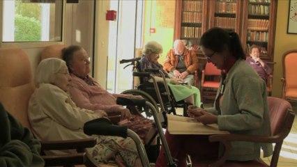 Les Allegros d'Alzheimer - Séverine Samson - ABB Reportages