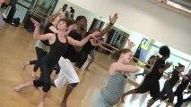 UPEC : Festival Folies Douces 2013 - Teasing Danse contemporaine FSSU