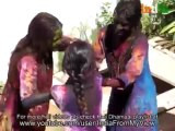 Holi Dhamaal 2013 - Part 3 - Holi The Indian Festival of Colors - Holi 2013