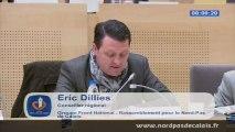 Eric DILLIES interroge l'executif sur le coût du sommet Rio + 20