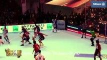 Nuit du Handball - le Parisien Luc Abalo est élu meilleur ailier droit de la saison