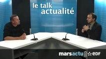 Le talk actualité Marsactu : Thierry Dutoit, directeur de recherche au CNRS
