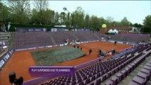 Brüssel: Vinci und Putintseva im zwei-Tage-Spiel