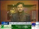 Major (R) Aamir in Jirga - 3  (GEO TV 18 Nov 2012)
