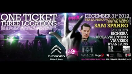 Capodanno 2013 Sam Sparro (High)