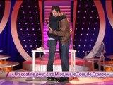 Arnaud Tsamere et Ben –   « Un casting pour être Miss sur le Tour de France »