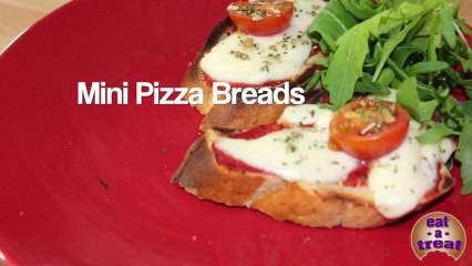 How to make Homemade Mini Pizza