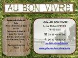 Chambres d'hôtes hébergement piscine Saône et Loire Bourg