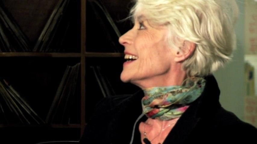 Françoise Hardy dans Radio Vinyle #25 sur France Inter