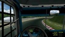 découverte Nurburgring Formula Trucks