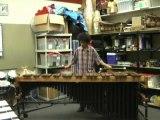 Tetris type a on marimba by afro ninja