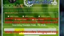FREE MICROSOFT POINT GENERATOR FREE XBOX LIVE GOLD GENERATOR -2013